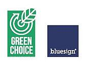 bluesign- greenchoice logo  Shift